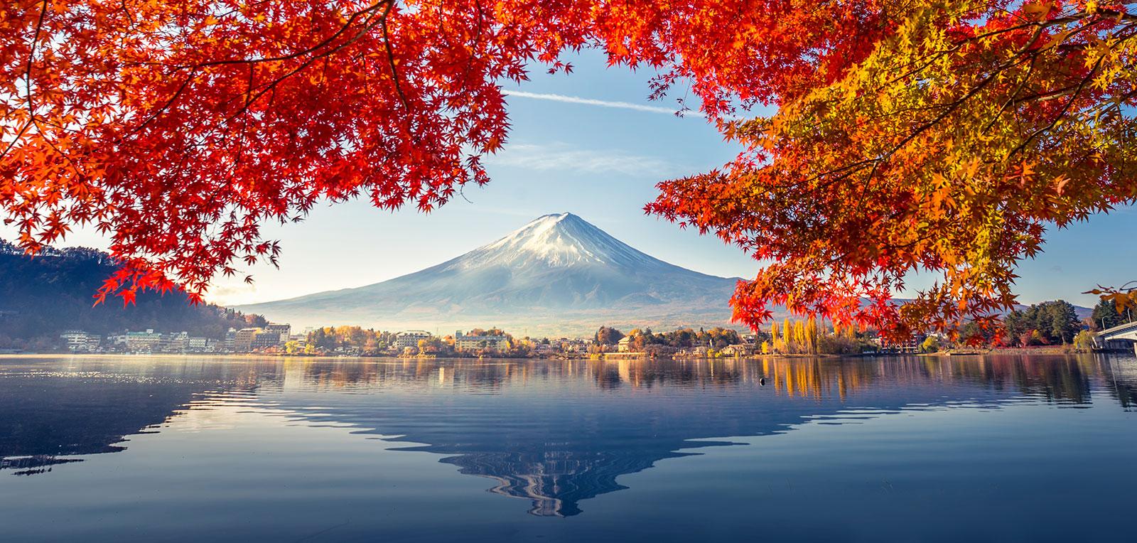 Vue du Japon